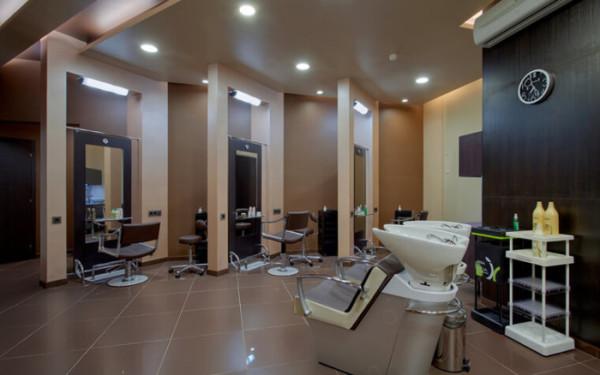 Заказать дизайн интерьера салона красоты в Минске