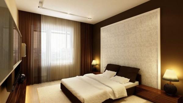 Ремонт спальной комнаты под ключ в Минске