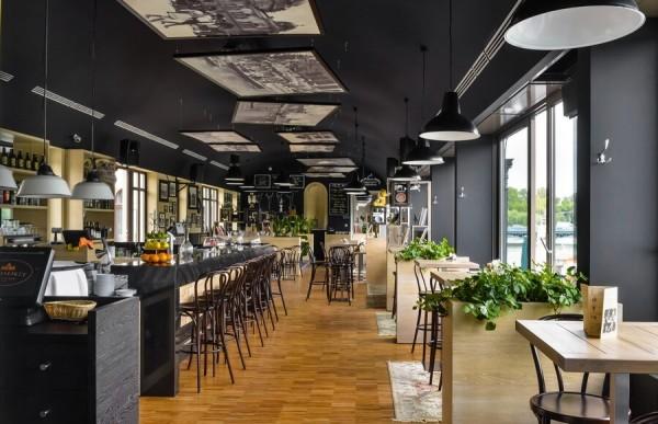 Дизайн кафе, цена дизайнера в Минске