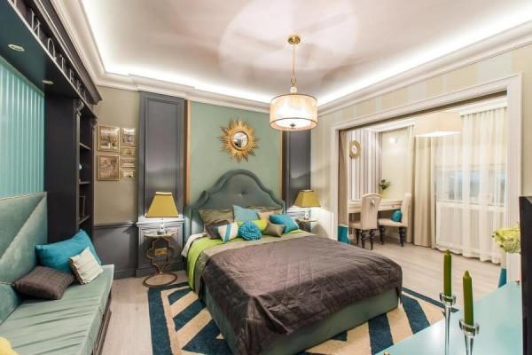 Стоимость ремонта спальной комнаты в Минске