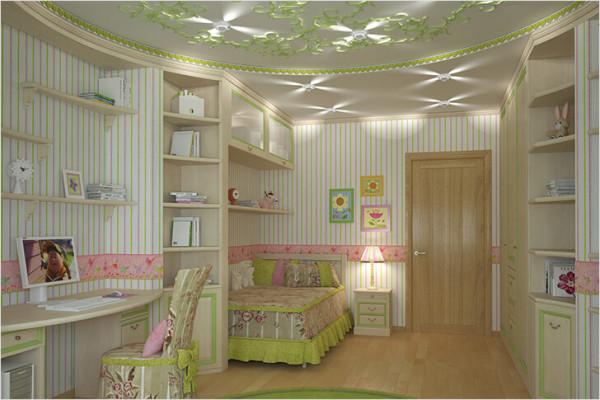 Ремонт детской, цена работ в Минске