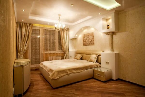Ремонт спальной комнаты, цена в Минске