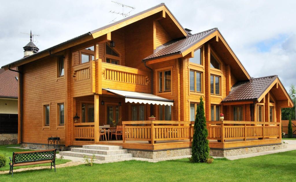 Проектирование домf из клееного бруса в Минске