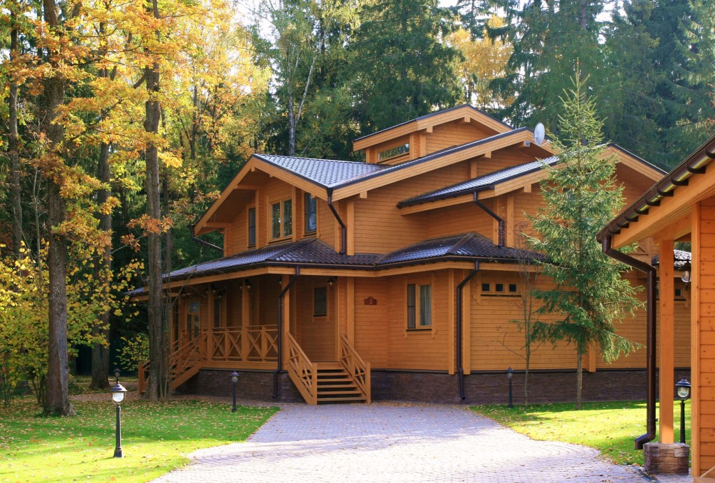 Проектно-сметная документация деревянного дома в Минске