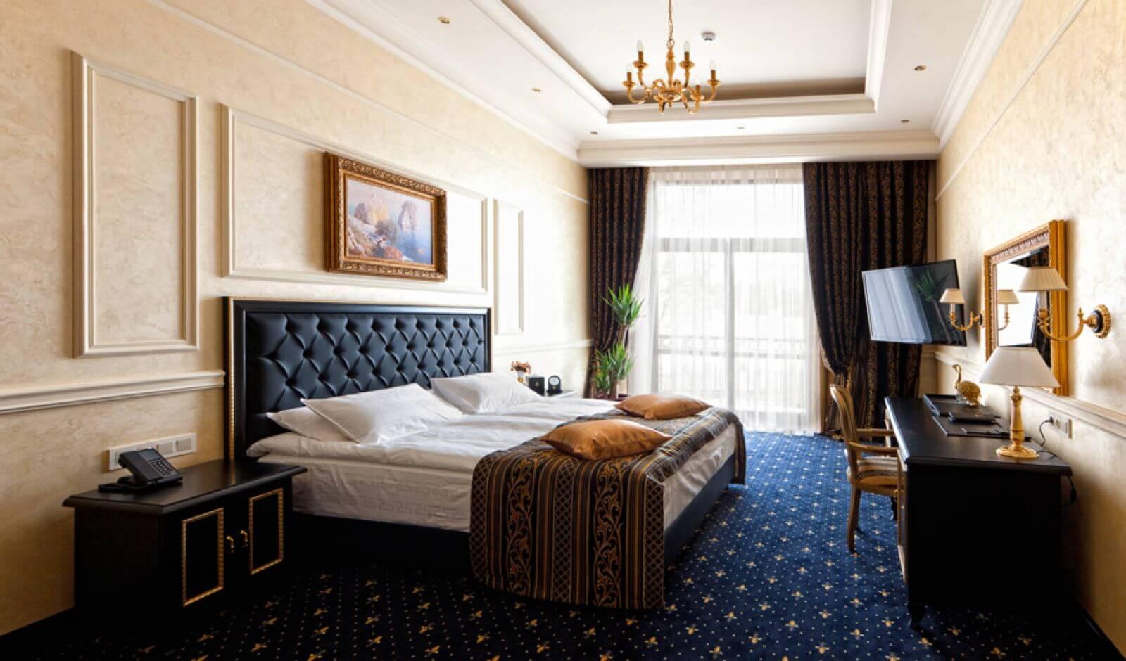 Внутренняя отделка гостиниц, цена работ в Минске