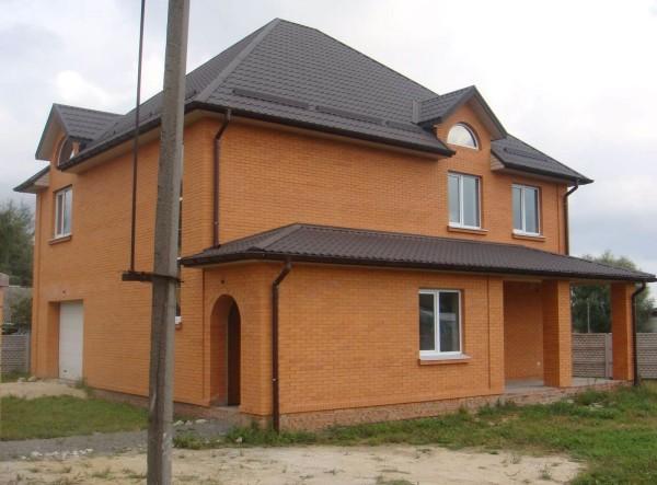 Разработать проект дома из кирпича Минск