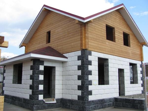 Проектирование дома из газосиликатных блоков в Минске