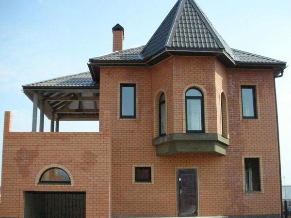 Проектирование дома из кирпича в Минске