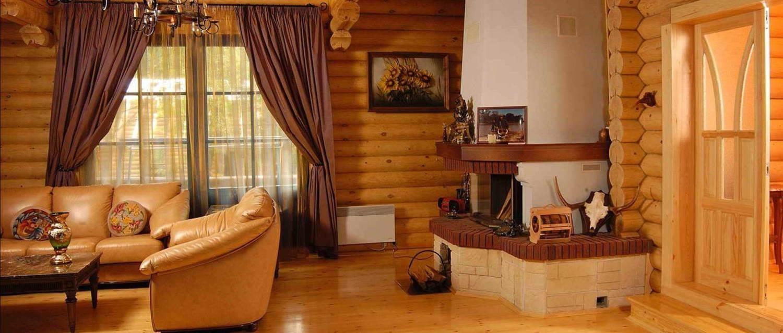 Дизайн деревянного дома внутри своими руками фото