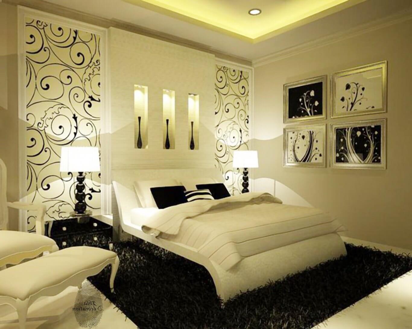Отделка спальни, цена в Минске