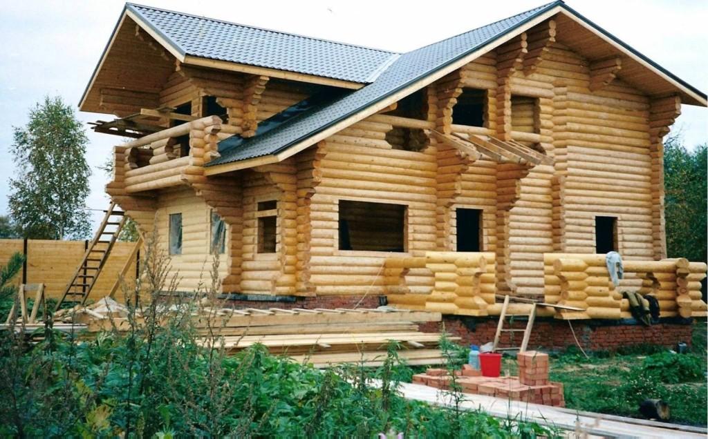 Проектирование домf из кругляка Минск