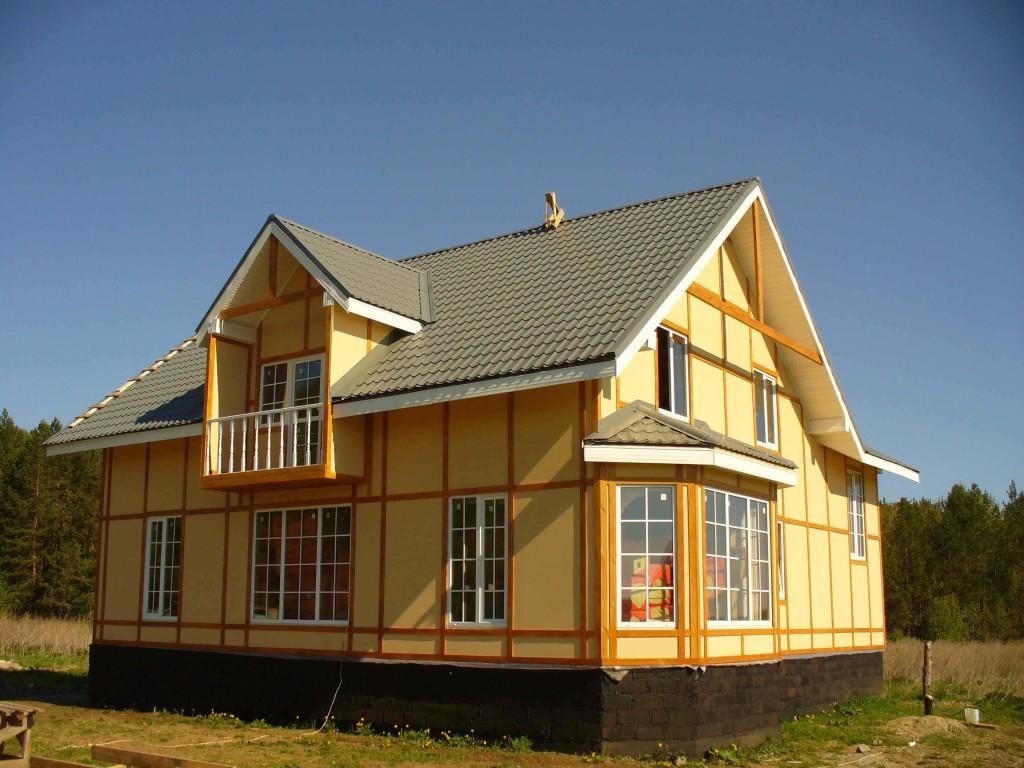 Заказать проект каркасного дома Минск