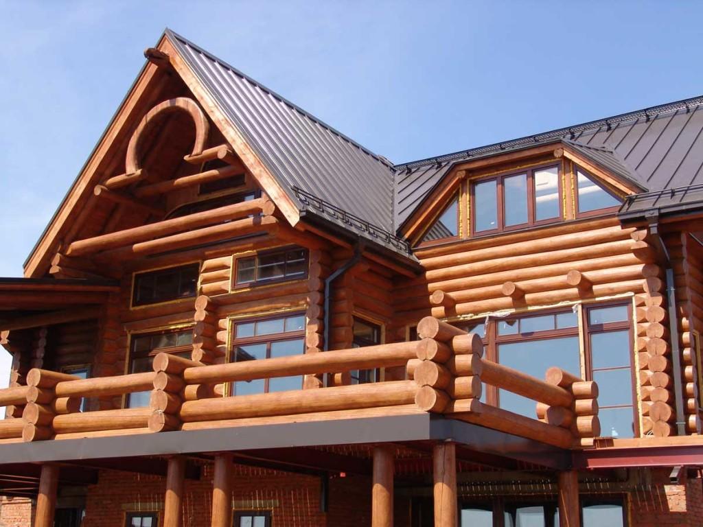 Заказать проект деревянного дома Минск