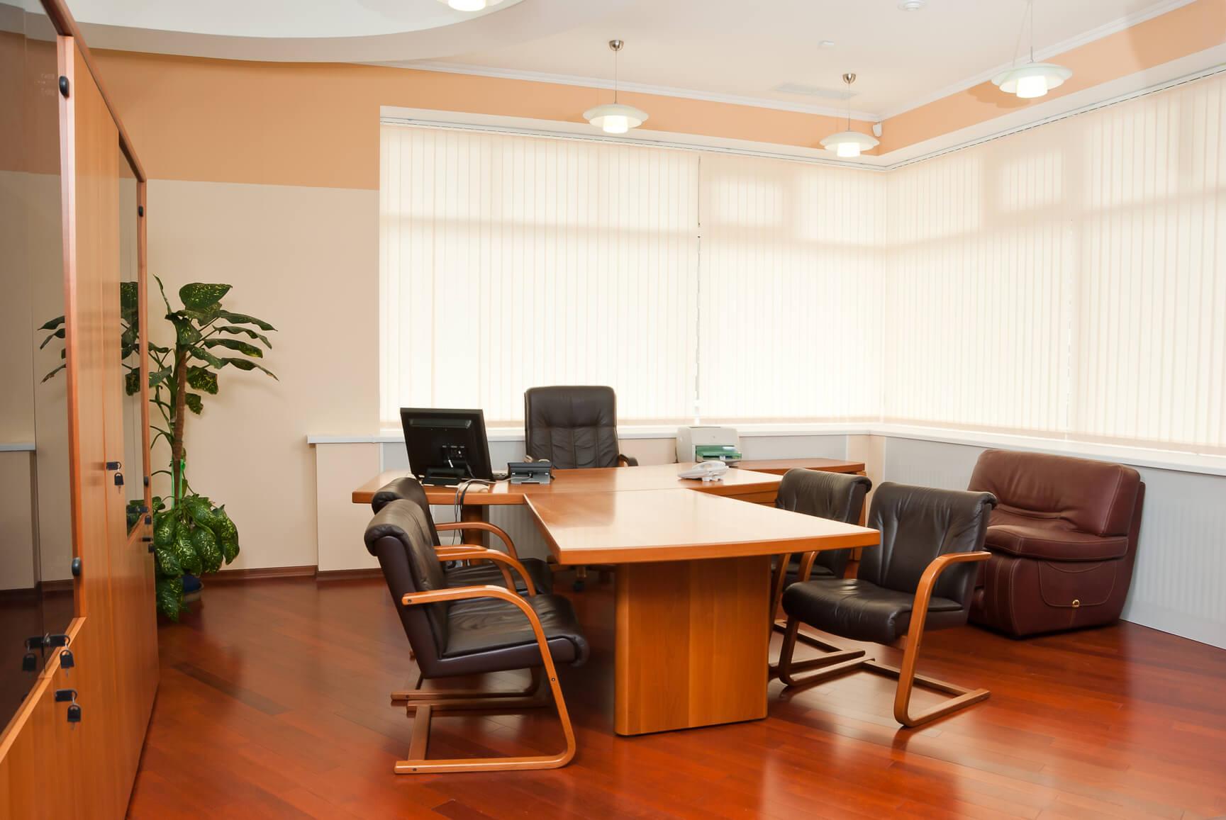 Внутренняя отделка офисов, стоимость работ в Минске