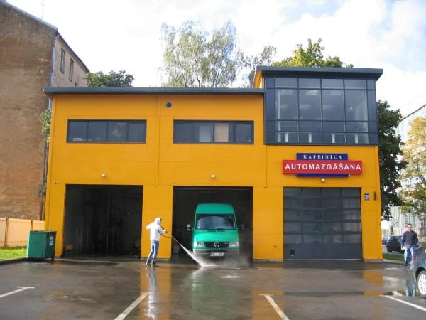 Проектирование автомоек, цена в Минске