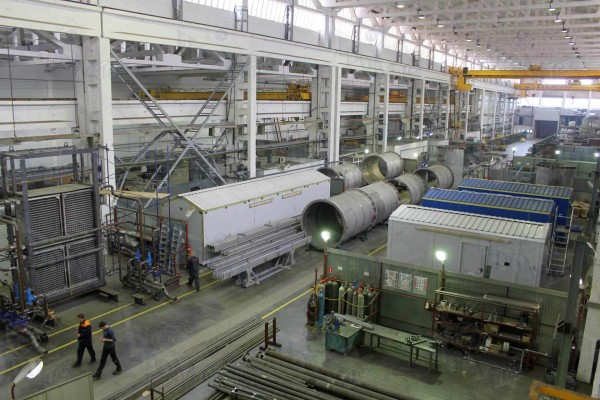 Проектирование цеха, стоимость в Минске