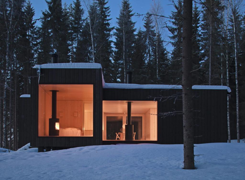 Заказать проектирование финского дома Минск