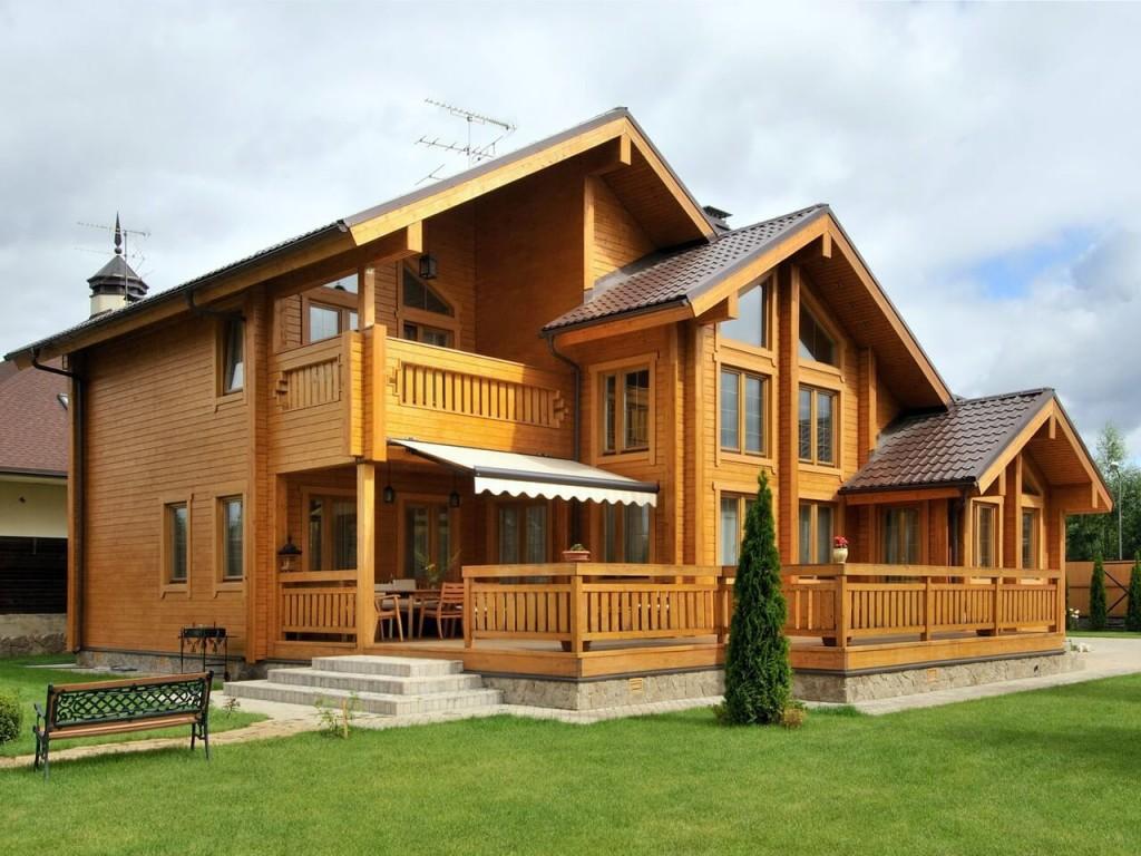 Заказать проект дома из дерева в минске