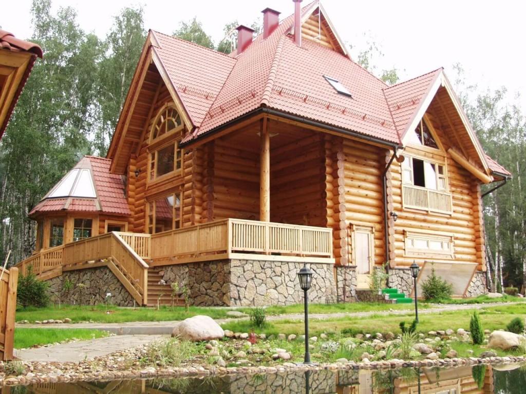 Цена проектирования деревянного дома в Минске