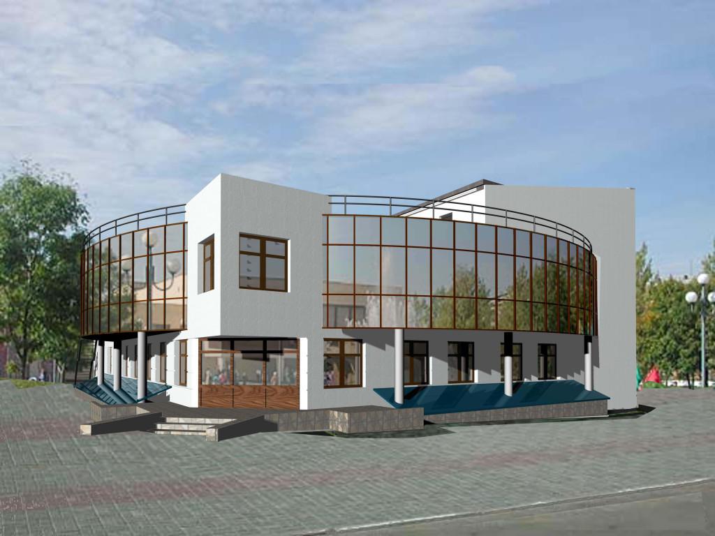 Проектная документация на административное здание в Минске