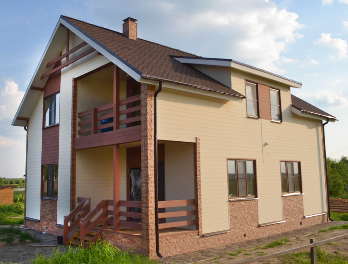 Проектирование каркасного дома, цена проекта