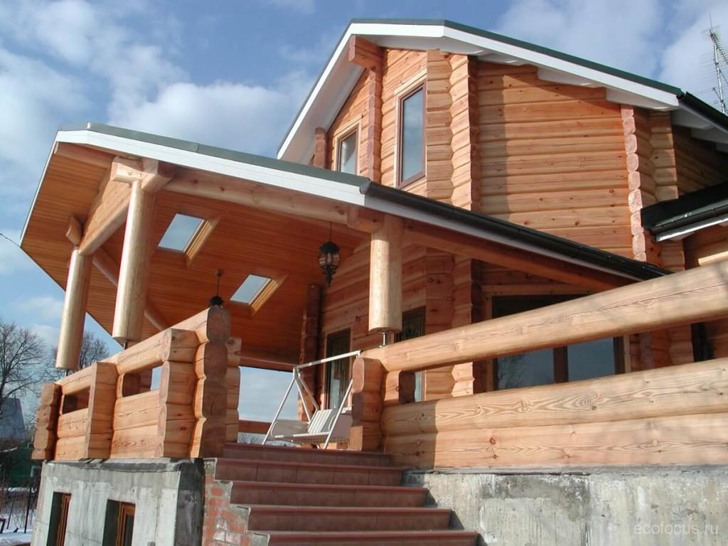 Проектный план дома из лафета, стоимость разработки