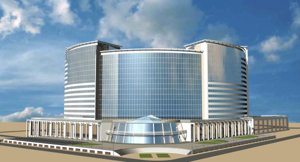 Проектирование административных зданий в Минске