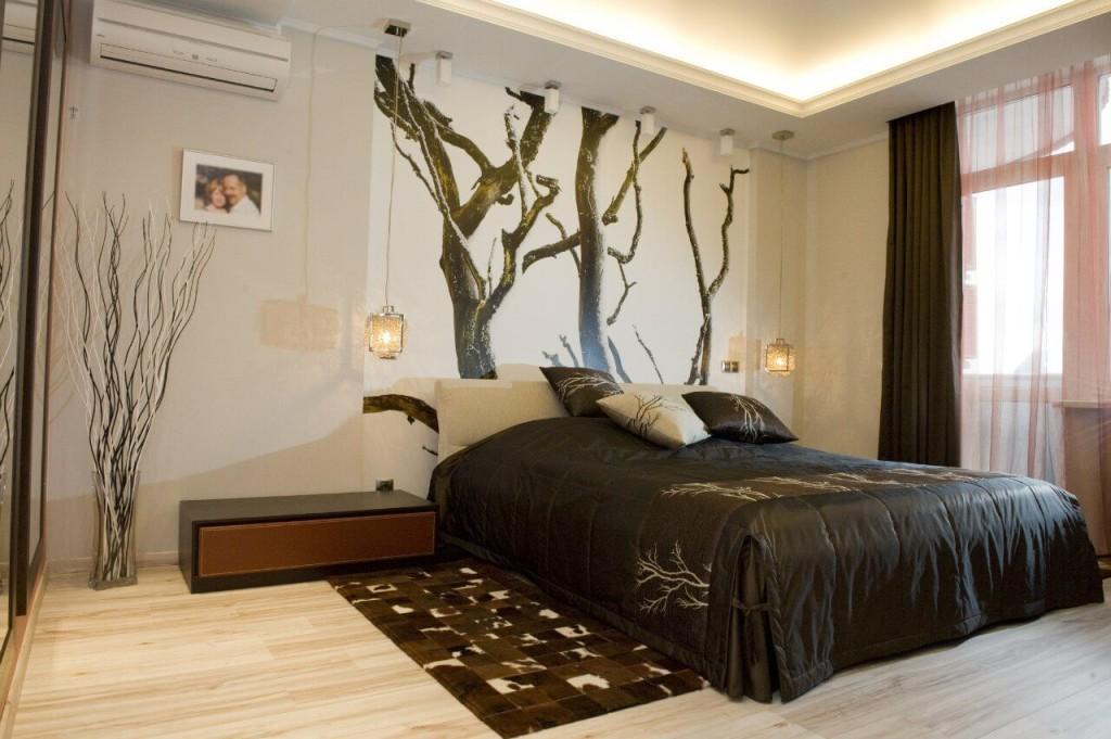 Отделка спальни, стоимость в Минске