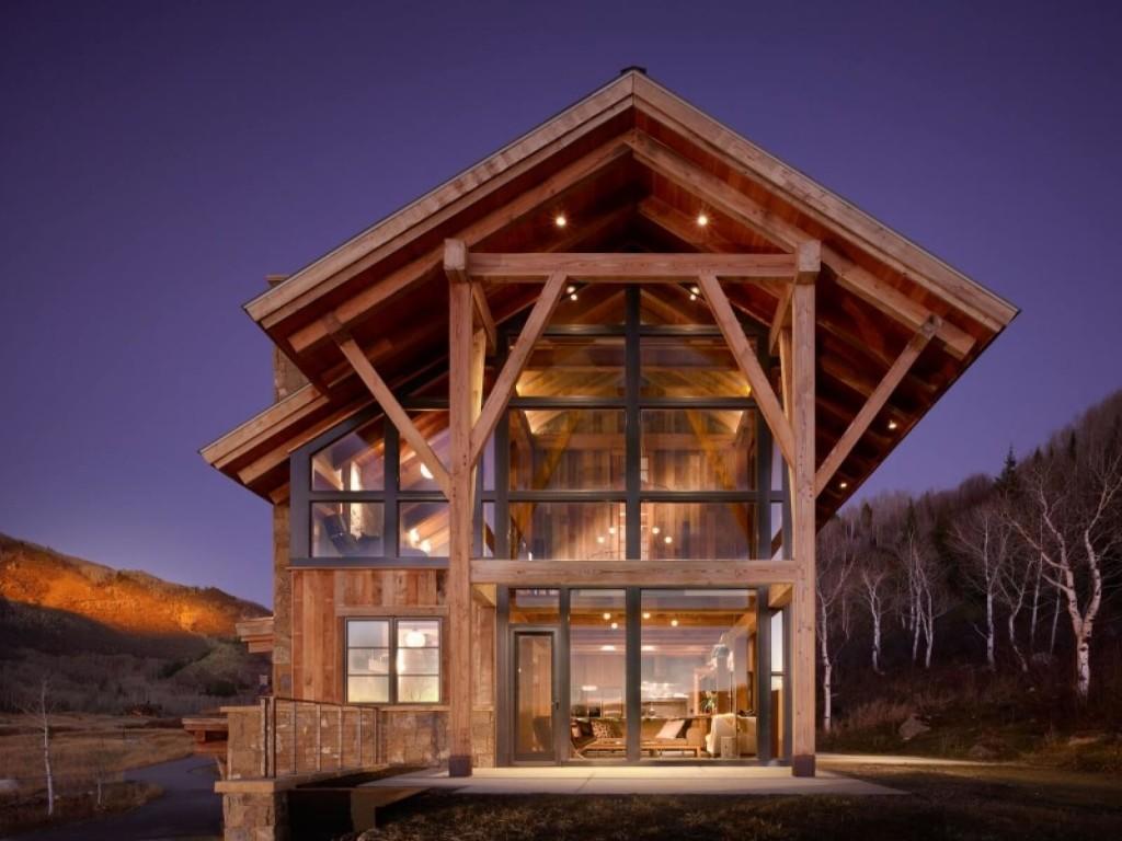 Проектирование деревянного дома в минске