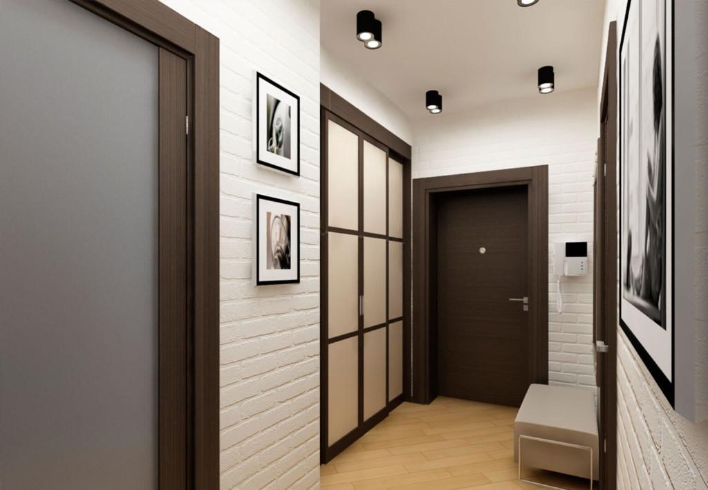 Ремонт коридора в квартире в Минске