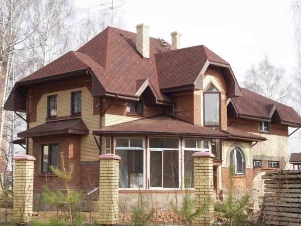 Строительство крыш, цена под ключ