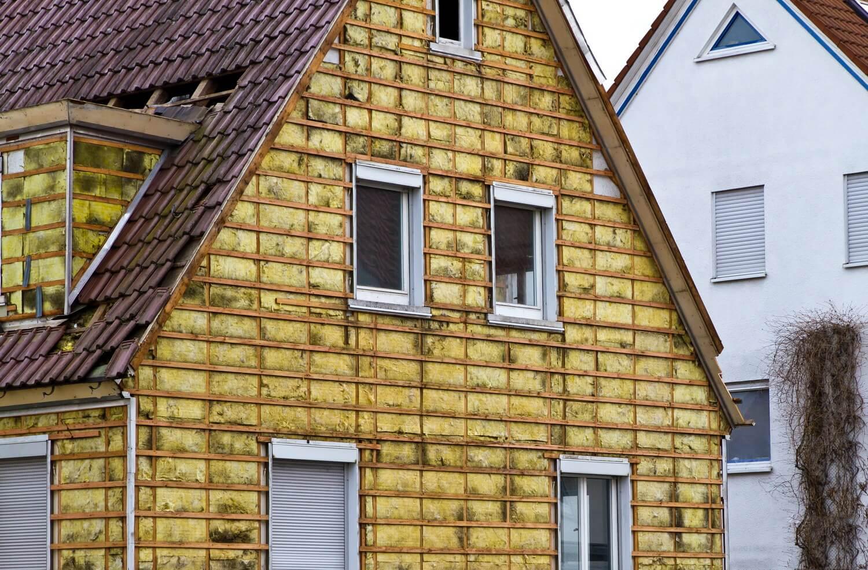 Теплоизоляция фасада под ключ