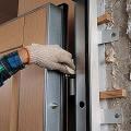 Стоимость демонтажа металлических дверей, цена снять двери