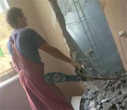 Стоимость демонтажа встроенных шкафов, антресолей