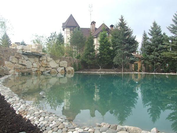 Построить пруд в Минске