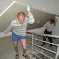 Подъем груза за этаж без лифта цена