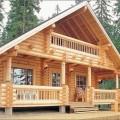 Деревянный дом цена строительства