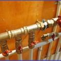 Комплексная разводка труб водоснабжения стоимость