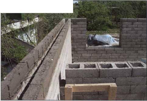 Дома из шлакобетона построить в Беларуси