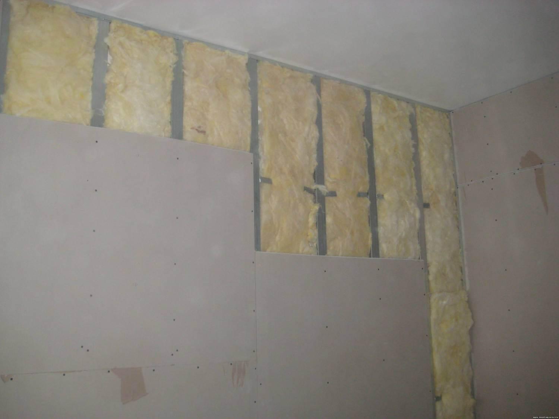 Выравнивание стен гипсокартоном, цена работы в Витебске