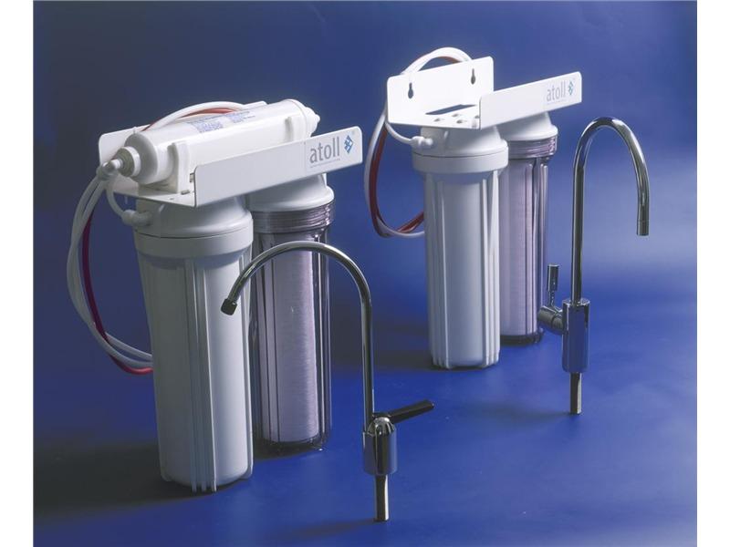Монтаж под ключ самопрочистных фильтров с выводом в канализацию