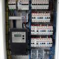 Штробление и установка электрощитка до 18 групп цена
