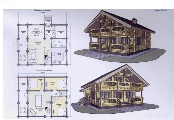 Проекты домов цена