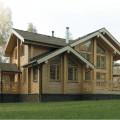 Финские дома из бруса цена
