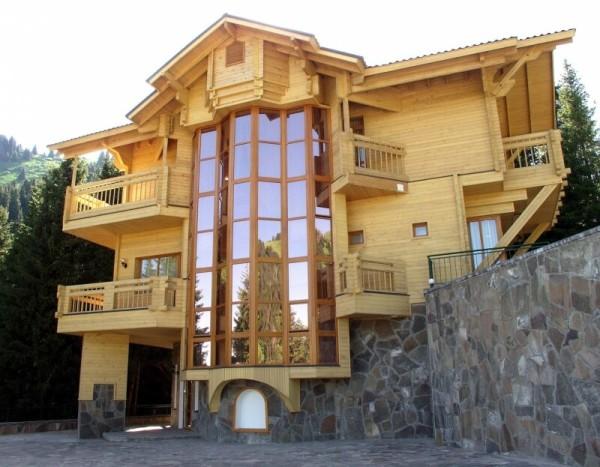 Деревянные гостиницы цена строительства
