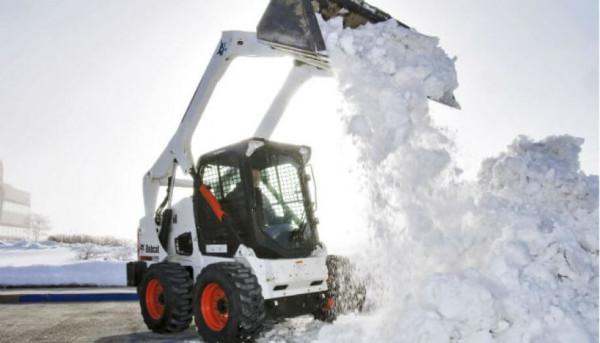 Уборка снега цена услуг