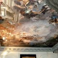Художественная роспись потолков цена