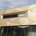 Вентилируемые фасады из HPL панелей минск