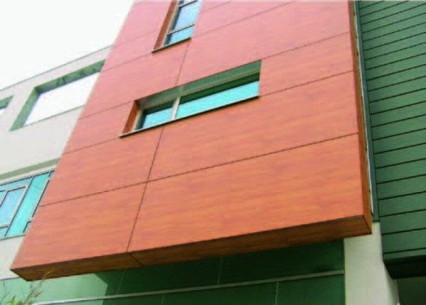 фасады из медных панелей цена отделки