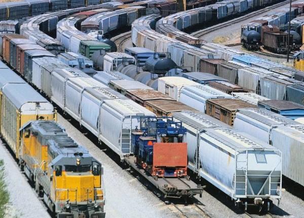 Железнодорожная перевозка цена доставки грузов
